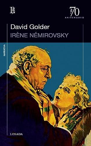 9789500372329: DAVID GOLDER.(70 ANIVERSARIO)
