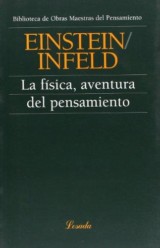 9789500378291: La fisica, aventura del pensamiento (Spanish Edition)