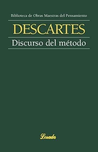 9789500378345: Discurso del metodo (Spanish Edition)