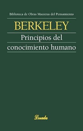 9789500378598: Tratado Sobre Los Principios Del Conocimiento Humano