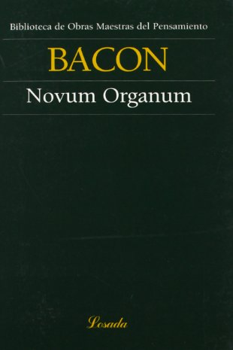 9789500392198: Novum organum (Spanish Edition)