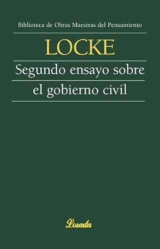 Segundo Ensayo Sobre El Gobierno Civil Second John Locke