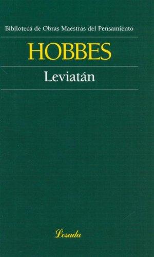 9789500392532: Leviathan (Spanish Edition)