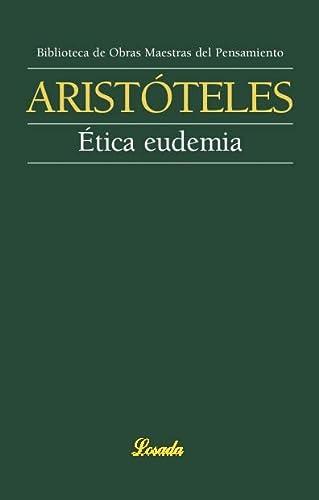 9789500392723: Etica Eudemia