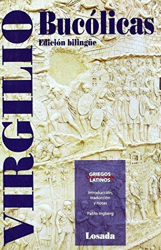 9789500393096: Bucolicas/bucolic (Spanish Edition)