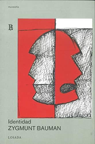 9789500393997: Identidad (Filosofia)