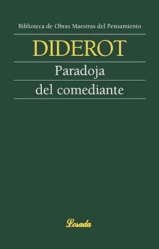 9789500394116: Paradoja del Comediante (Spanish Edition)