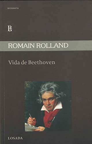 9789500394987: Vida De Beethoven