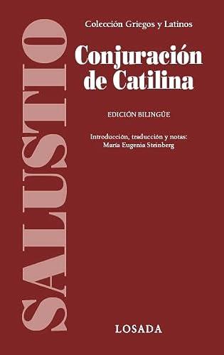 9789500395236: CONJURACION DE CATILINA