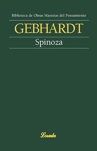 9789500395564: Spinoza