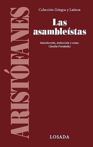 ASAMBLEISTAS LAS Losada - ARISTOFANES