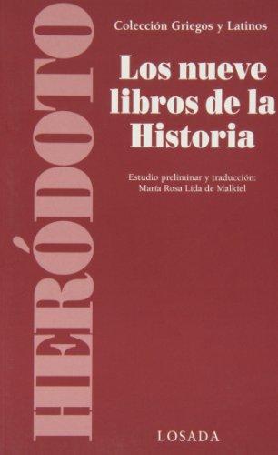 9789500396929: NUEVE LIBROS DE LA HISTORIA,LOS