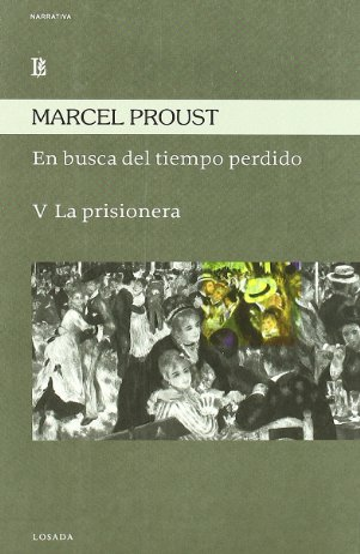 EN BUSCA DEL TIEMPO PERDIDO V LA: PROUST,MARCEL