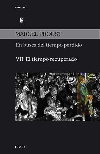 EN BUSCA DEL TIEMPO PERDIDO VOL VII: PROUST, MARCEL