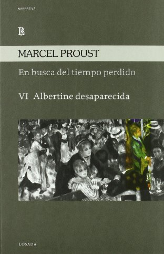 EN BUSCA DEL TIEMPO PERDIDO VI [Perfect: PROUST, MARCEL