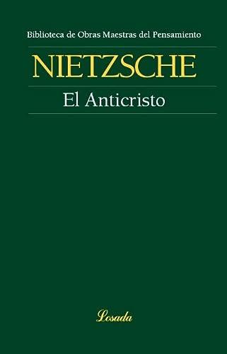 ANTICRISTO, EL [Perfect Paperback] by NIETZSCHE: NIETZSCHE, FRIEDRICH