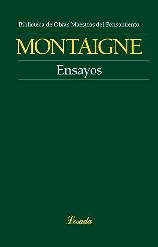 9789500398244: ENSAYOS MONTAIGNE