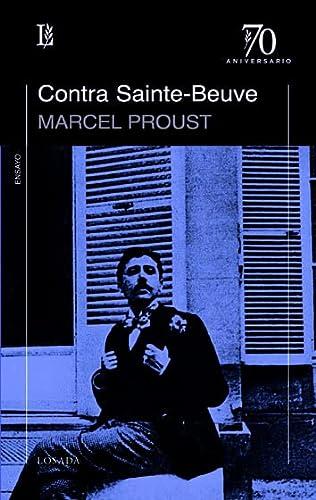 contra sainte beuve proust losada: Proust
