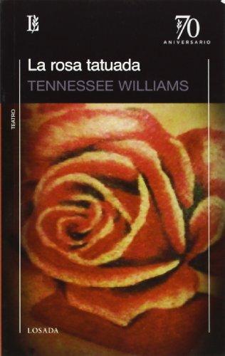 9789500398725: La rosa tatuada
