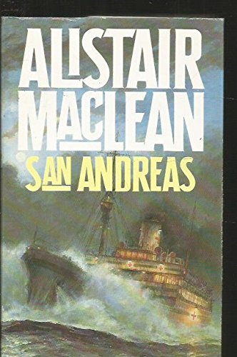 UN Saboteador a Bordo/San Andreas (Spanish Edition) (9500404672) by Alistair MacLean