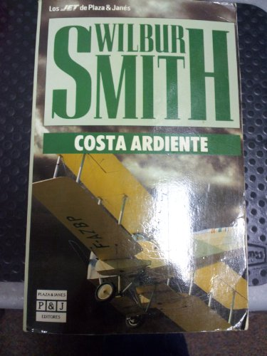 9789500404730: Costa Ardiente (Spanish Edition)