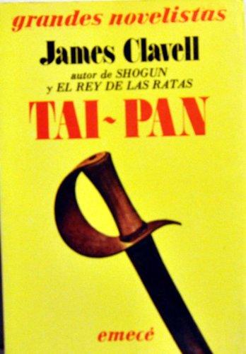 9789500405997: Tai-pan (Spanish Edition) (grandes novelistas)