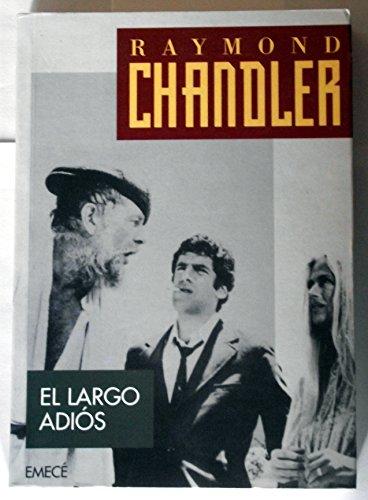 El Largo Adios (Spanish Edition): Raymond Chandler