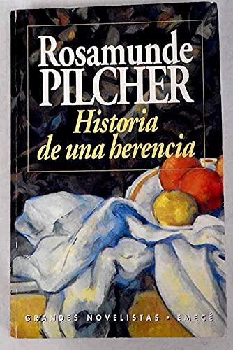 9789500409056: Historia de Una Herencia (Spanish Edition)