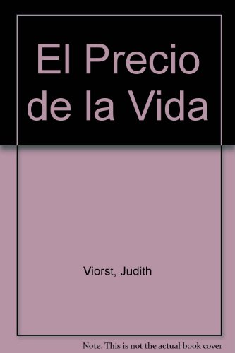 9789500409360: El Precio de la Vida (Spanish Edition)
