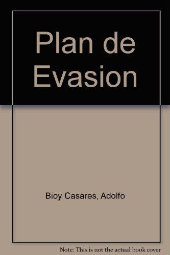 9789500412018: Plan de Evasion (Spanish Edition)