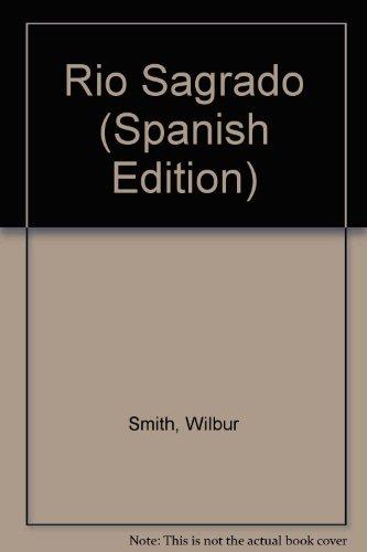 9789500412902: Rio Sagrado (Spanish Edition)