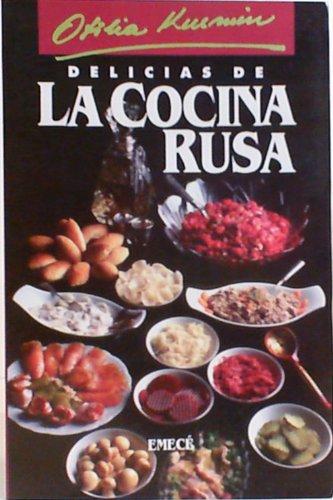 9789500413145: La Cocina Rusa (Spanish Edition)