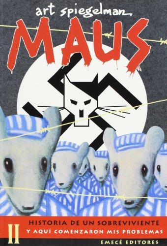 9789500414234: Maus. Historia de un sobreviviente II (Spanish Edition)