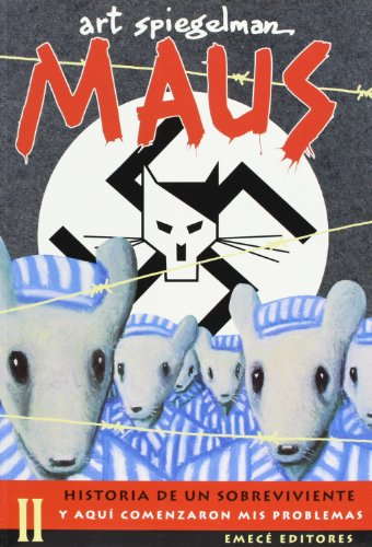 Maus. Historia de un sobreviviente II (Spanish Edition): Spiegelman, Art