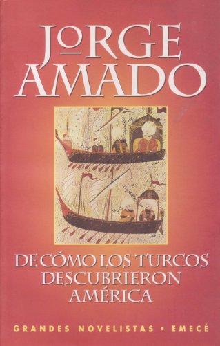 9789500414463: de Como Los Turcos Descubrieron America (Spanish Edition)