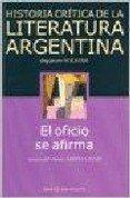 Historia Critica de la Literatura Argentina (Spanish: Jitrik, Noe