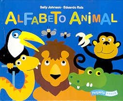 9789500420099: Alfabeto Animal (Spanish Edition)