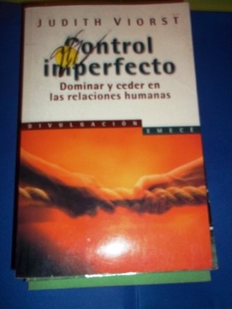 Control imperfecto (9789500420563) by Judith Viorst