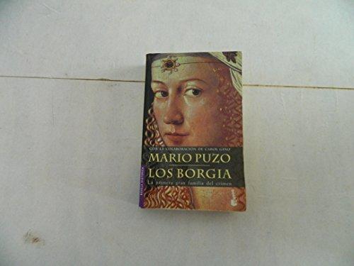 9789500422789: Los borgia