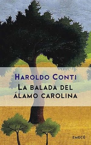 9789500423564: La Balada del Alamo Carolina (Spanish Edition)