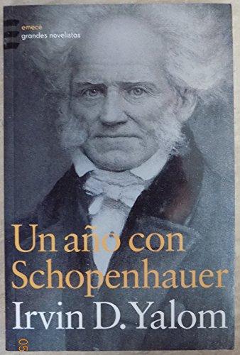 9789500425360: Un Ano Con Schopenhauer (Spanish Edition)