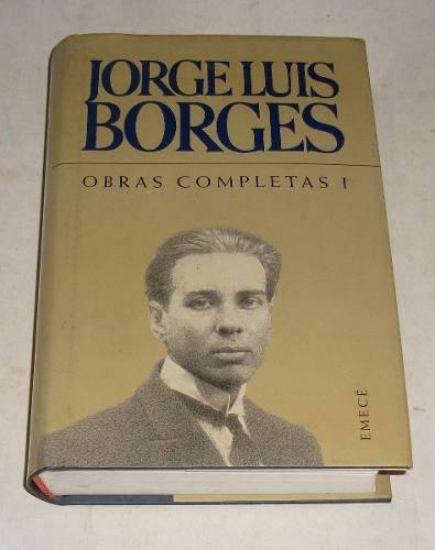 Obras Completas 1 (Spanish Edition): Borges, Jorge Luis