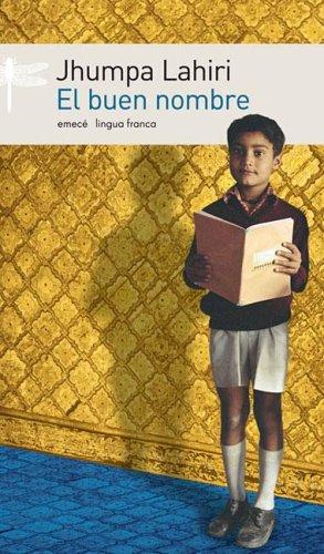 9789500427357: El Buen Nombre (Lingua Franca) (Spanish Edition)