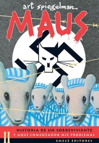 9789500427883: Maus II (Spanish Edition)