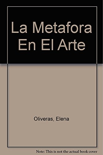 9789500428453: La Metafora En El Arte (Spanish Edition)