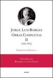 9789500432566: II. OBRAS COMPLETAS EDICION CRITICA
