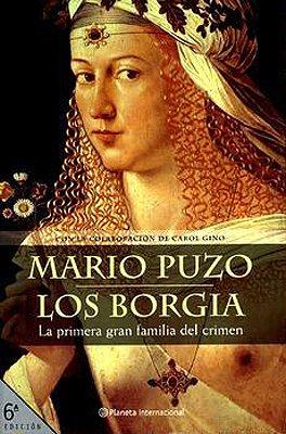 9789500435451: Los Borgia (Reedicion)