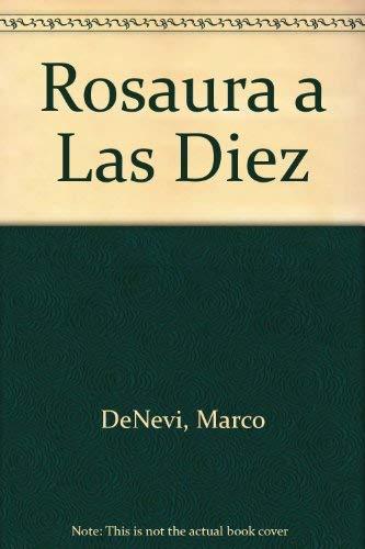 9789500504911: Rosaura a Las Diez