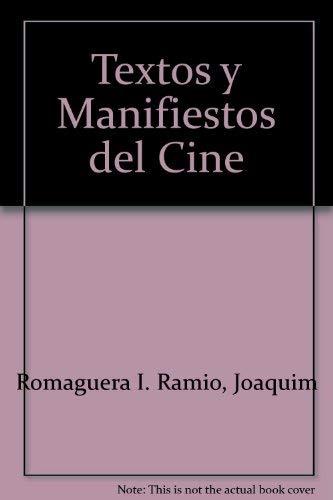 9789500504928: Textos Y Manifiestos Del Cine