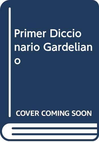9789500506540: Primer Diccionario Gardeliano